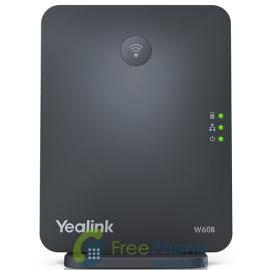 Yealink W60B VoIP IP Dect