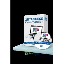 2N® Access Commander licencja - 25 licencji użytkowników