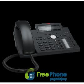 SNOM Telefon Biurkowy D345