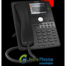 SNOM Telefon Biurkowy D765